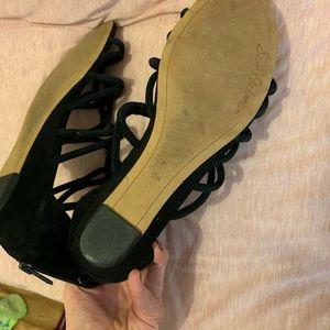 fc4ca9ae9 Sam Edelman Shoes - Sam Edelman Daryn gladiator sandal 7.5 leather